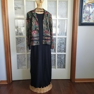 Fall Jacket & Dress 2 pc